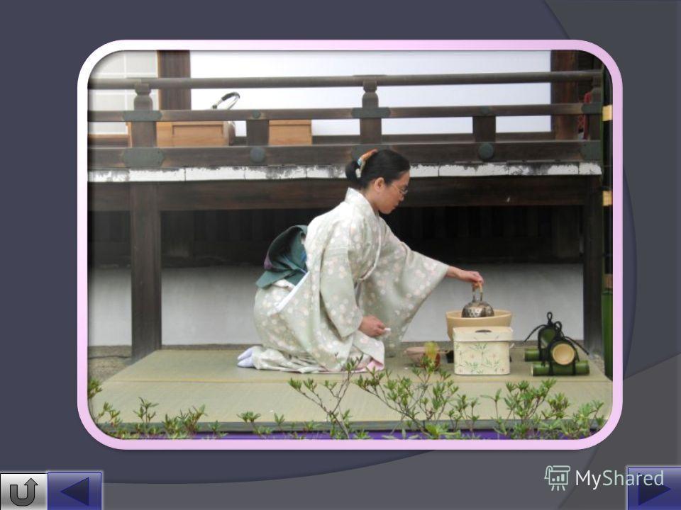 Традиционные виды церемонии Существует множество разновидностей чайной церемонии, из которых выделяется шесть традиционных: ночная, на восходе солнца, утренняя, послеобеденная, вечерняя, специальная. Ночная церемония. Обычно проводится при луне. Сбор