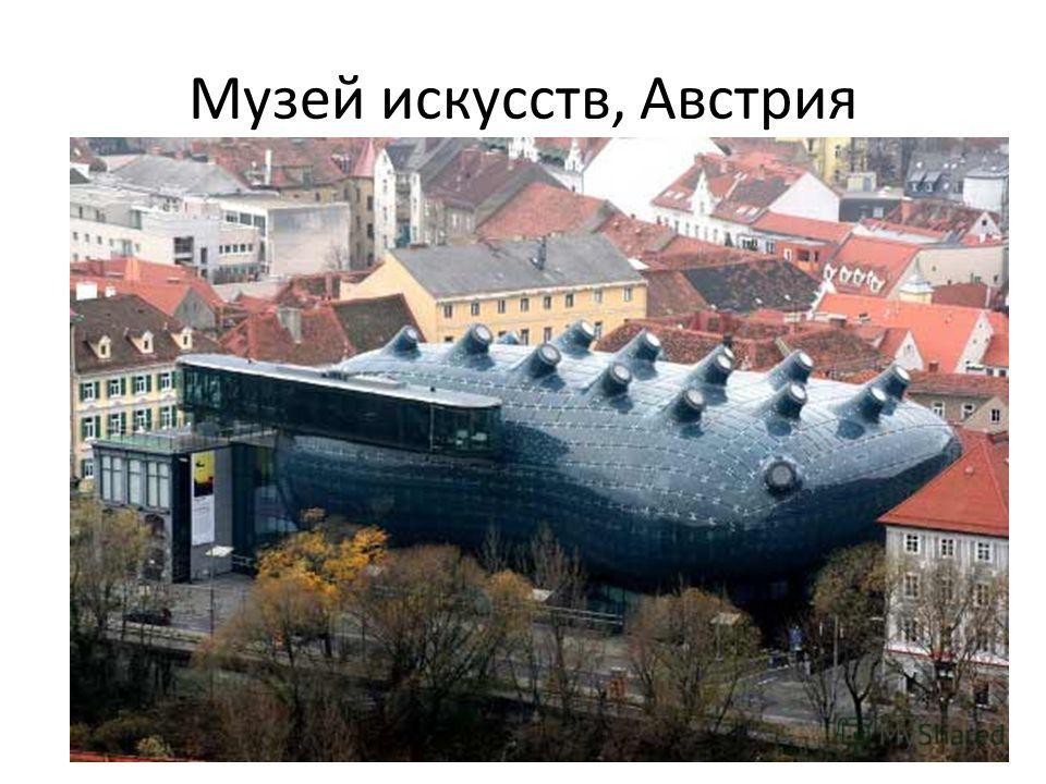 Музей искусств, Австрия