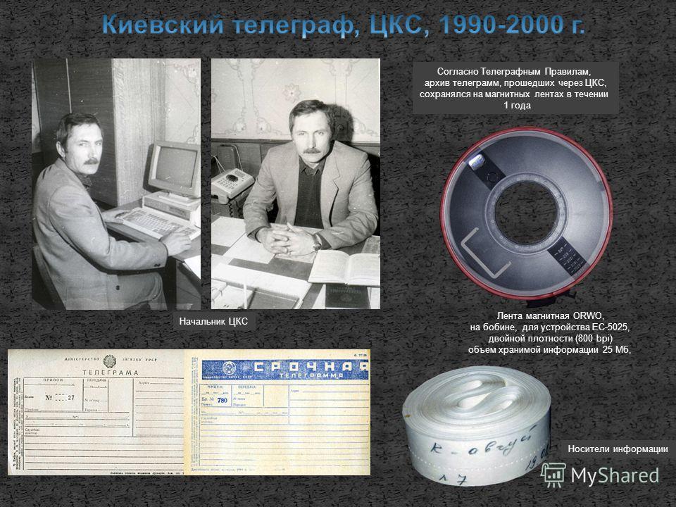 В «тональном» АС (аппаратура сопряжения) преобразователь телеграфных сигналов в машинные коды ЕС ЭВМ и обратно…