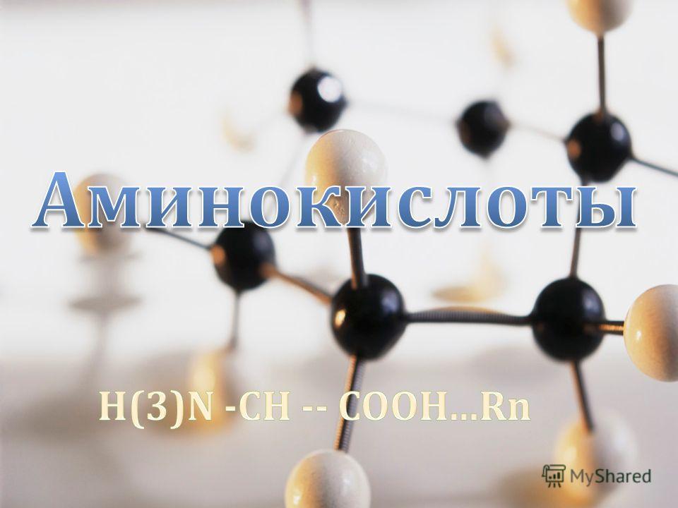 Презентация На Тему Аминокислоты И Белки По Химии 9 Класс
