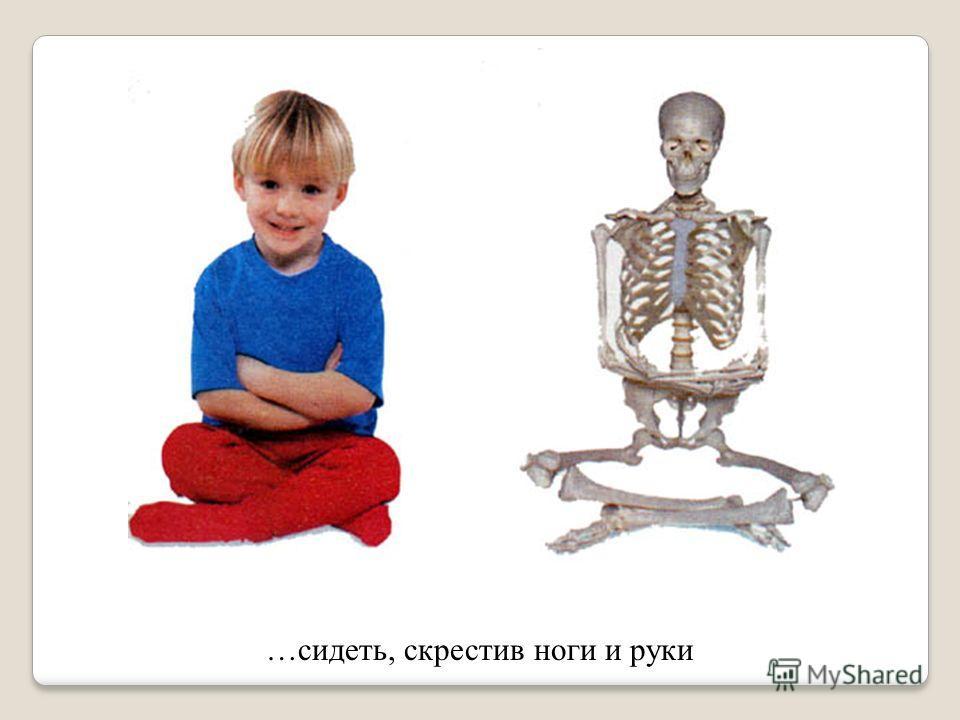 Кости внутри нас соединены так ловко, что мы без труда можем… чесать макушку,