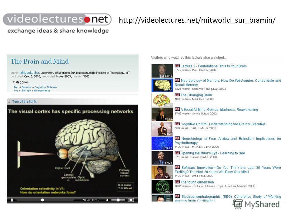 http://videolectures.net/mitworld_sur_bramin/