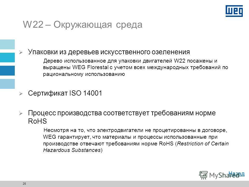 24 W22 - Покраска Повышенная сопротивляемость агрессивным средам Покраска WEG 203A Повышенная сопротивляемость воздействию окружающей среды Материалы полностью разработаны и проверены на WEG Tintas Состав покраски 203A 2 слоя алкидных красок Грунтовк
