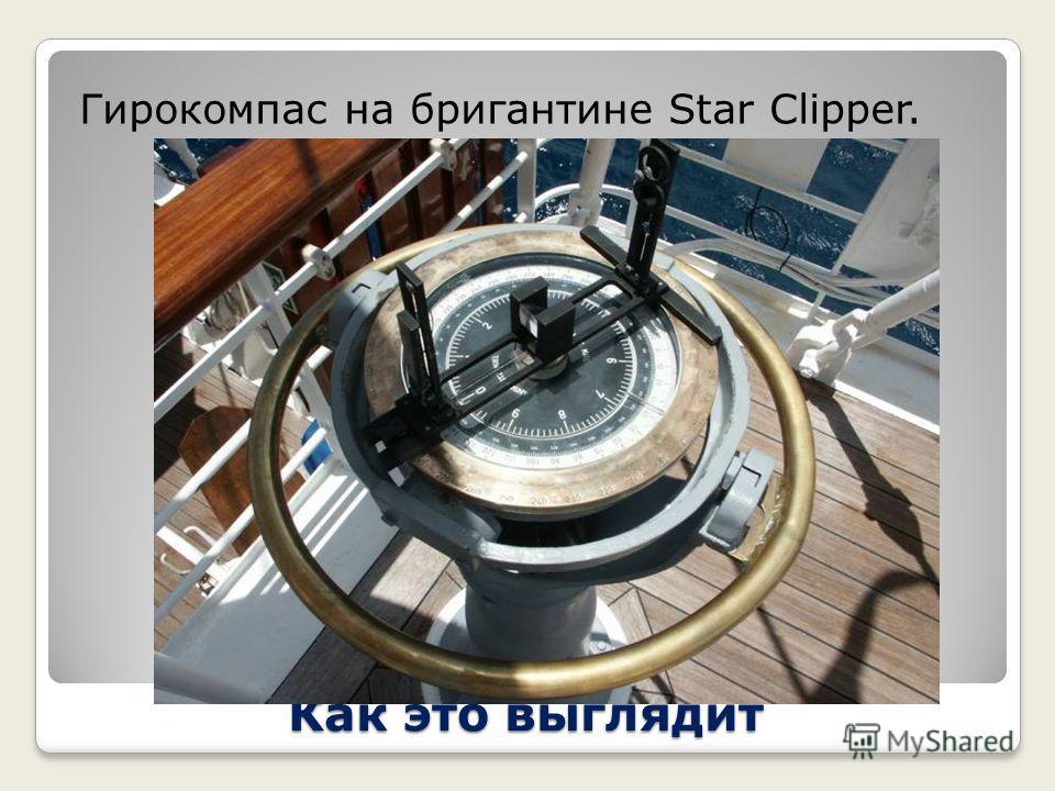 Как это выглядит Гироскоп на МАКС-2009