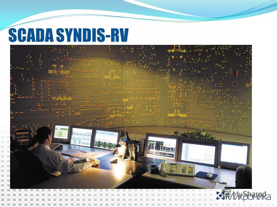 SCADA SYNDIS-RV