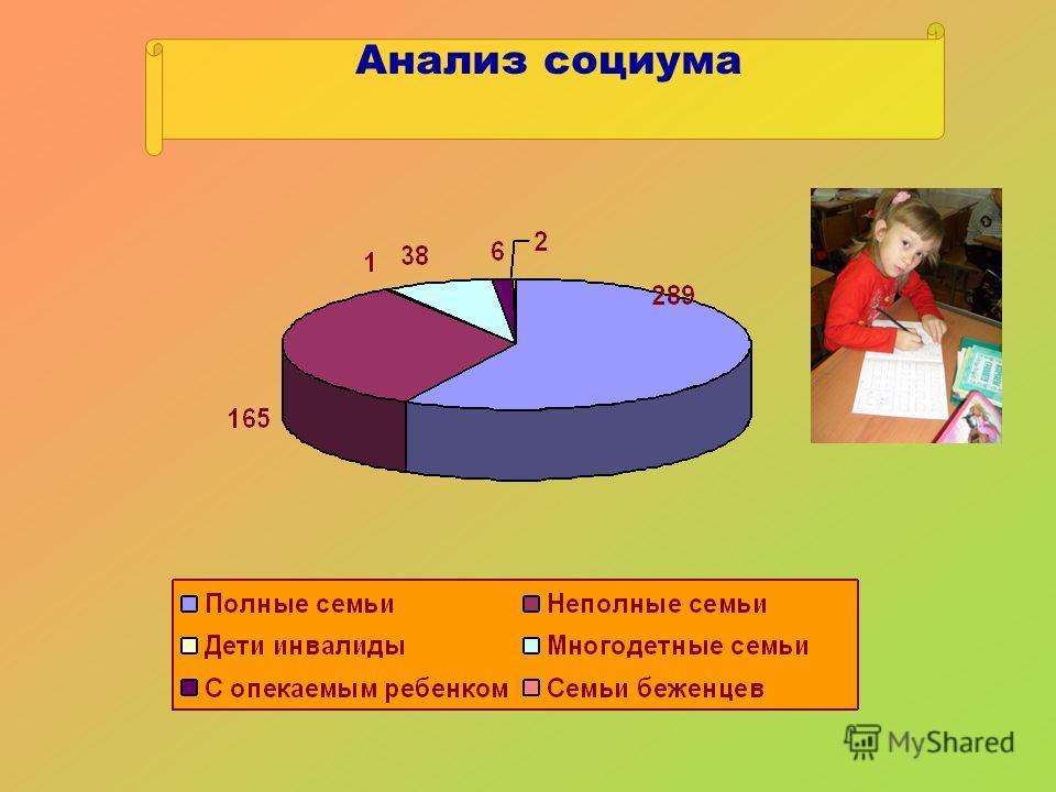 Анализ социума
