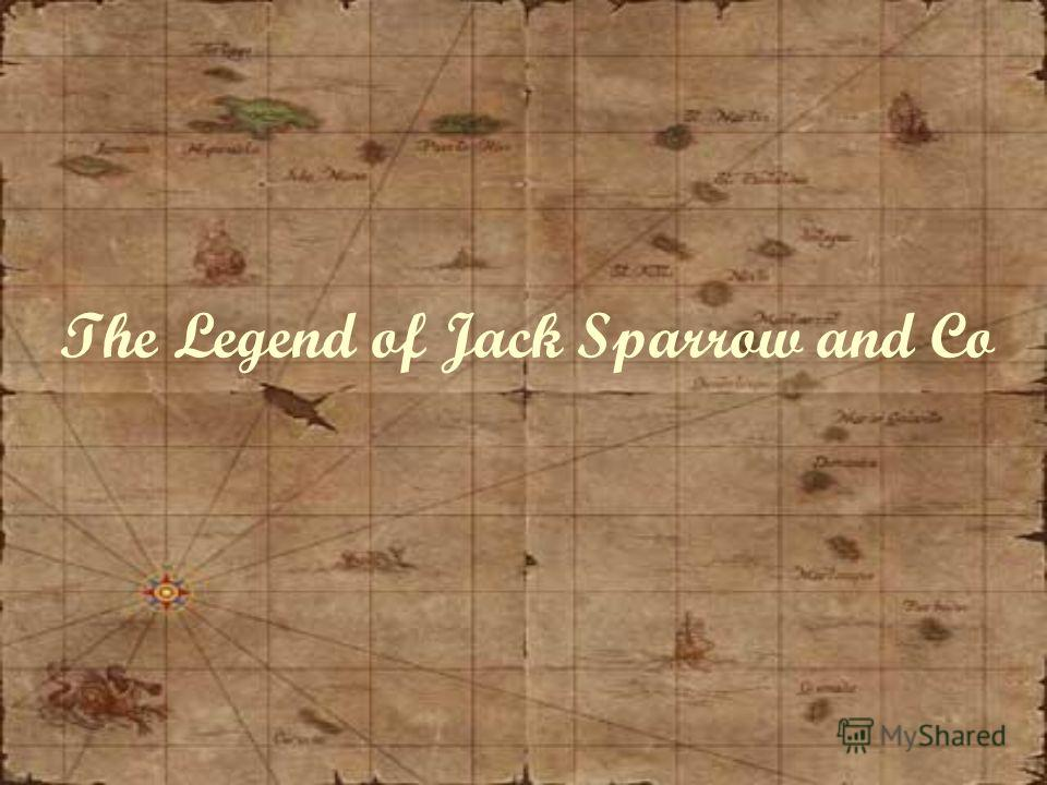 The Legend of Jack Sparrow and Co