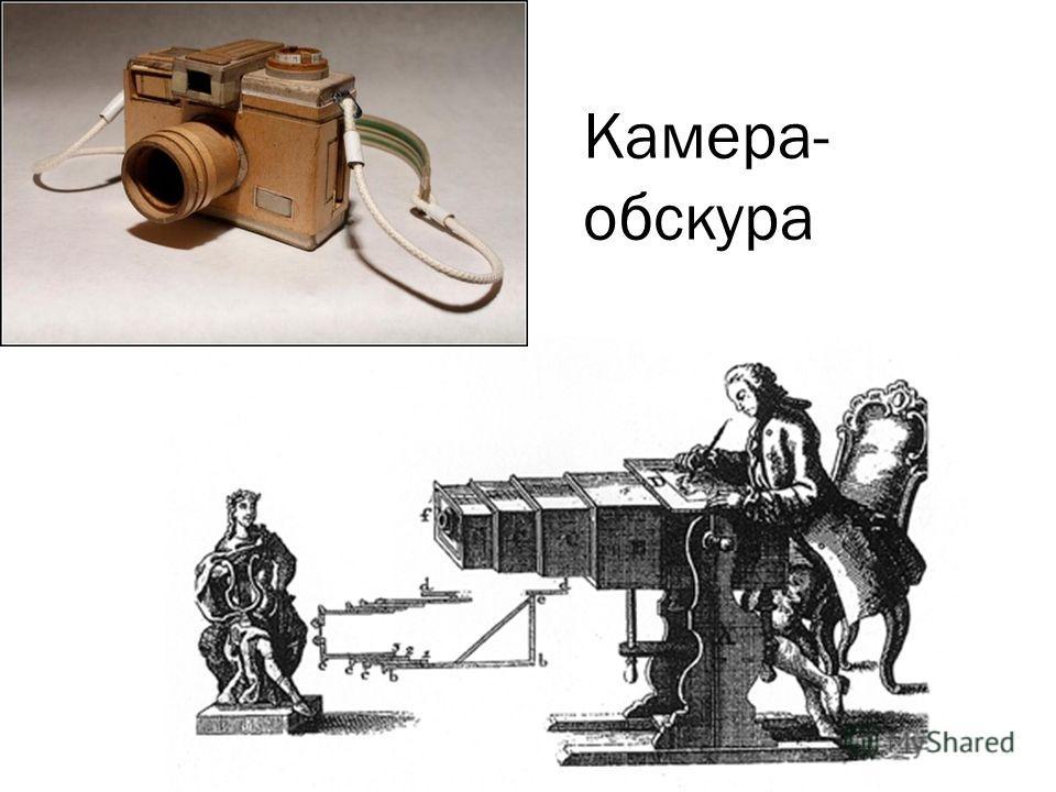 Камера- обскура