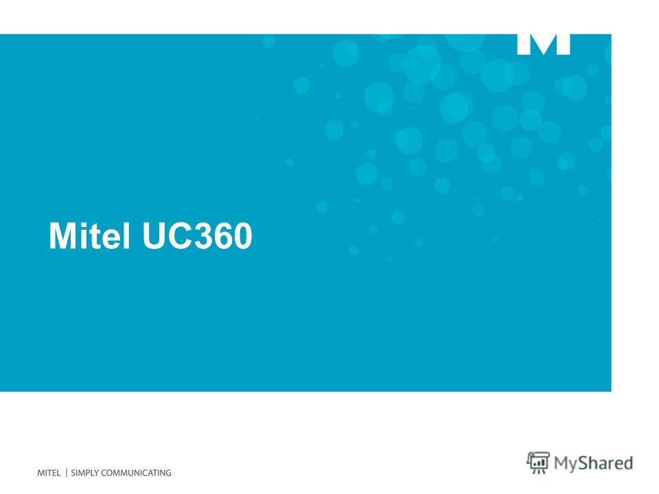 Mitel UC360