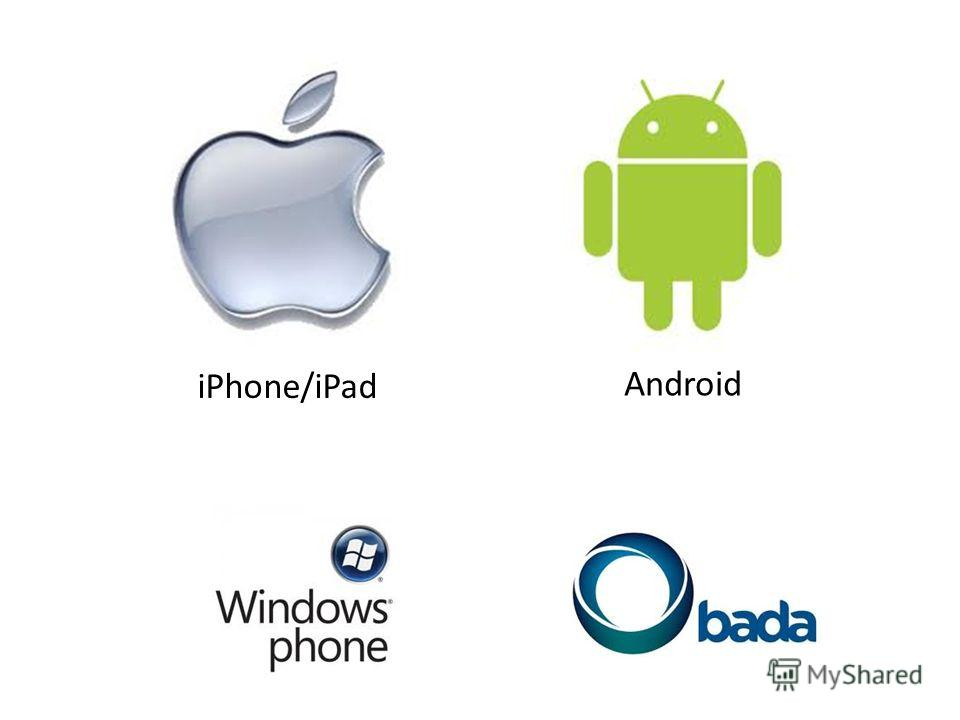 iPhone/iPad Android