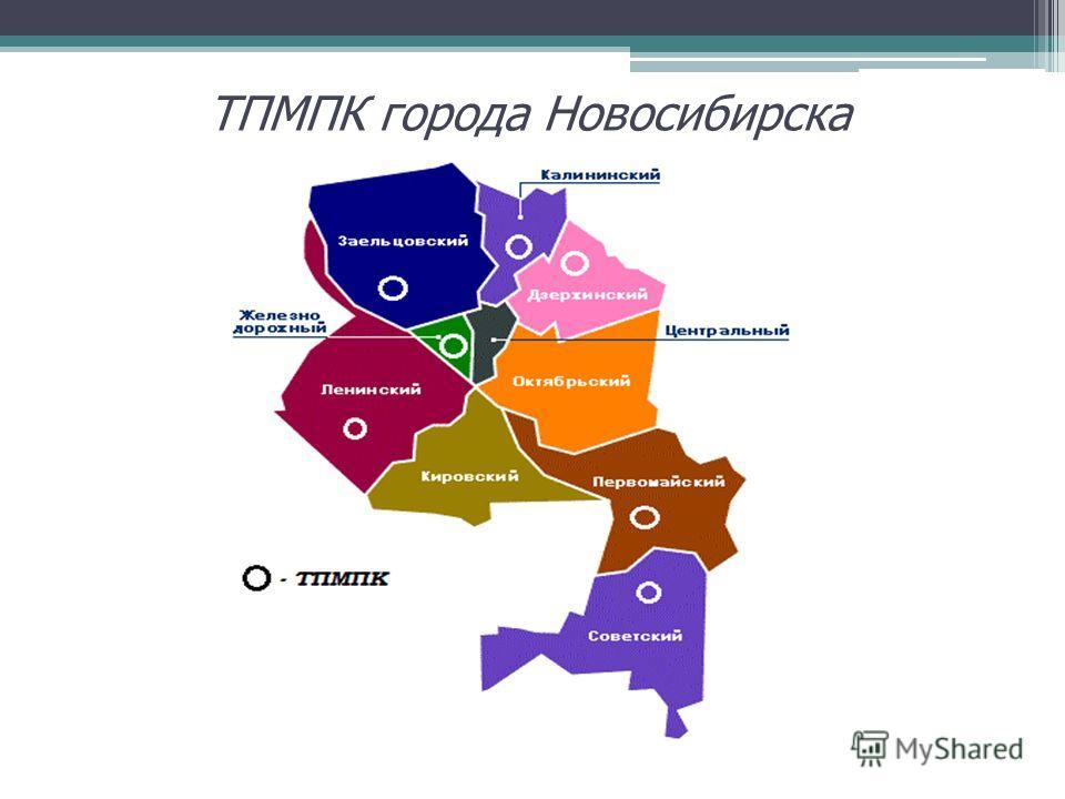 ТПМПК города Новосибирска