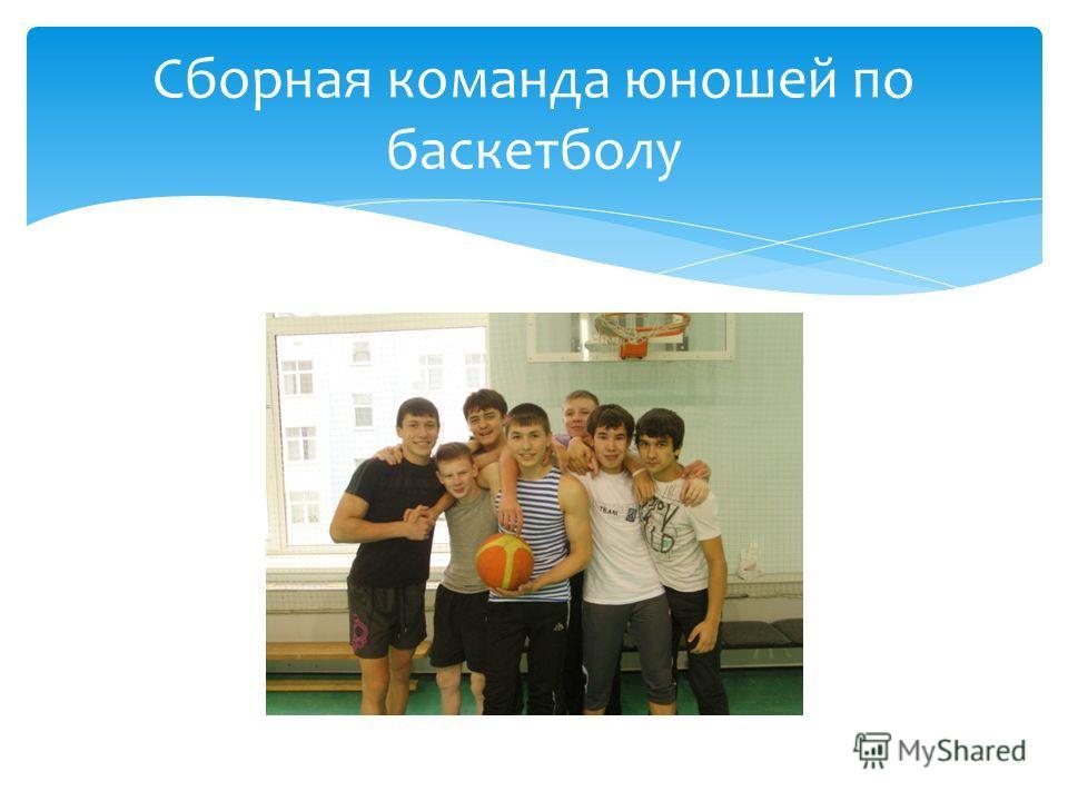 Сборная команда юношей по баскетболу