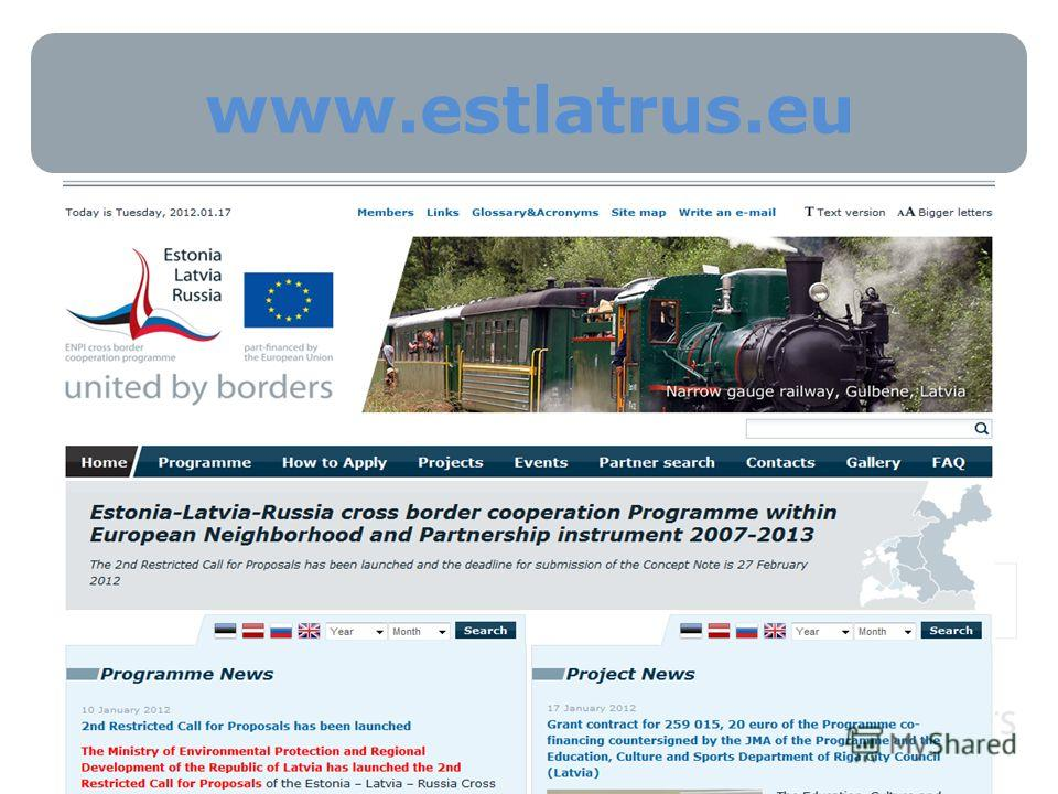 www.estlatrus.eu 18