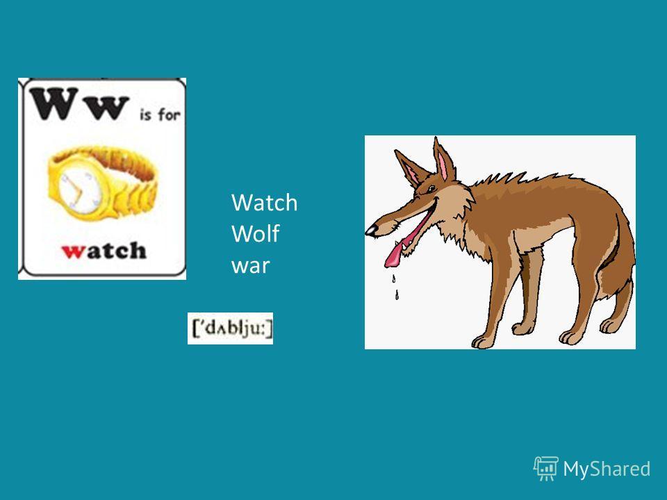 Watch Wolf war