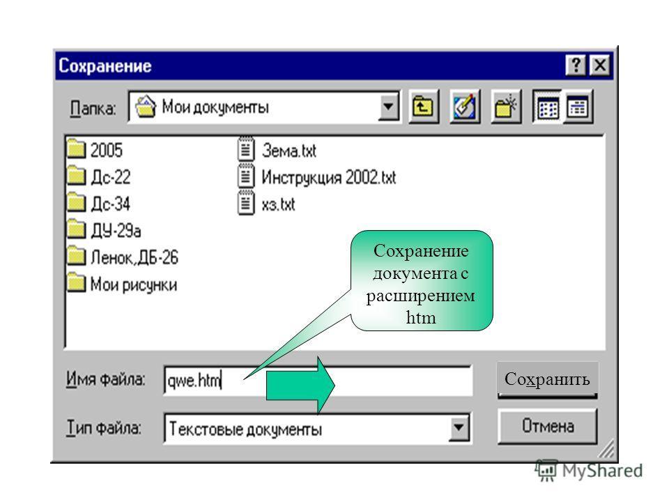 Hyper text marking language язык разметки