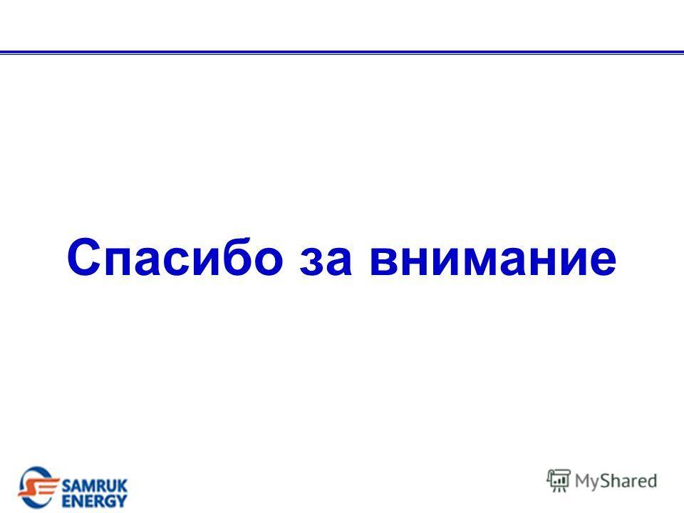 Ожидаемые результаты Создание Казахстанской интеллектуальной энергосистемы Максимальное использование транзитного и экспортного потенциала Масштабное вовлечение ВИЭ в топливно-энергетический баланс Энергетическая безопасность