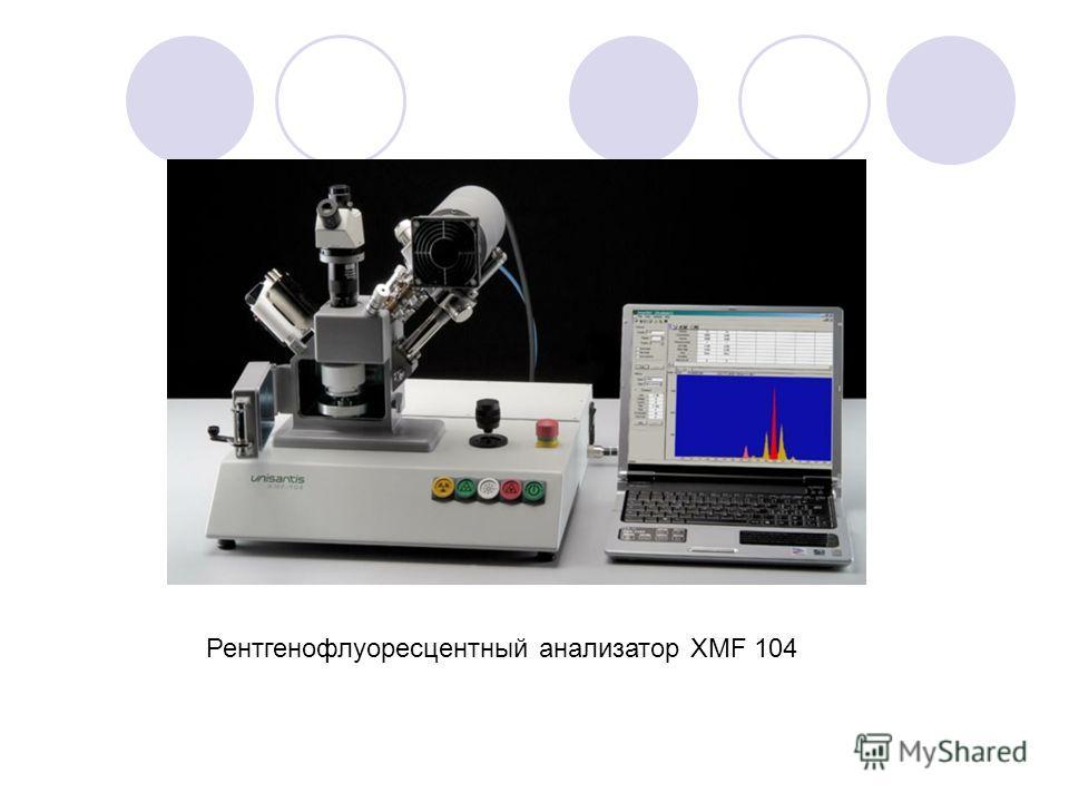 Рентгенофлуоресцентный анализатор XMF 104