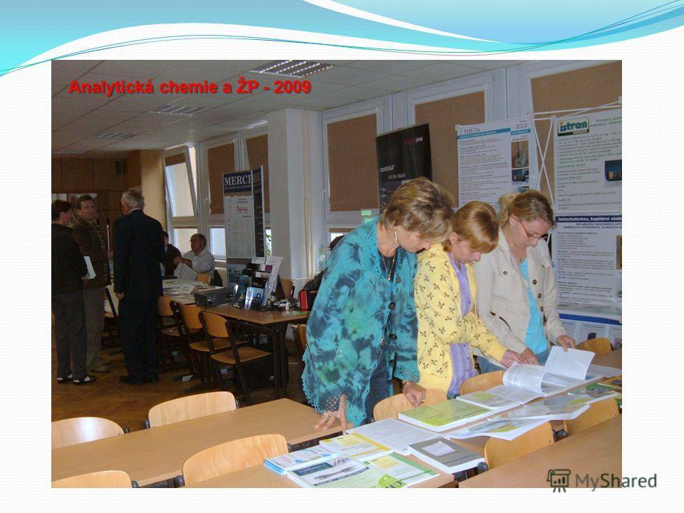 Analytická chemie a ŽP - 2009