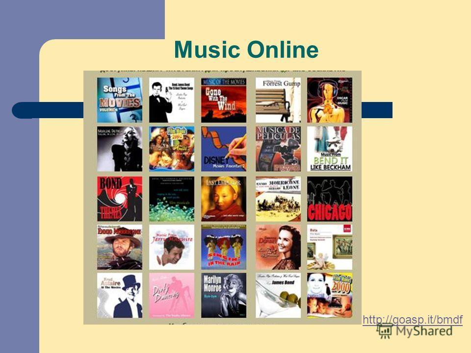 Music Online http://goasp.it/bmdf