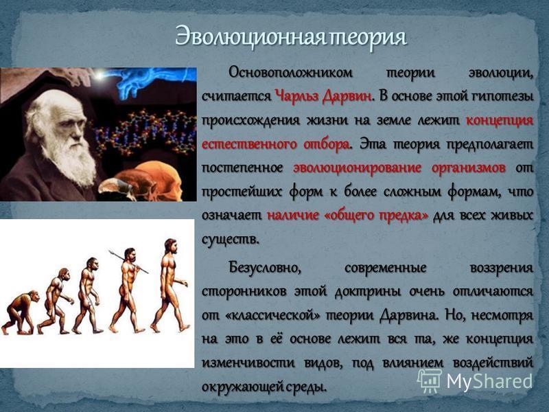 Эволюция органического мира учитель моу сош 19 г энгельса карташова а а в xix веке выдающийся натуралист