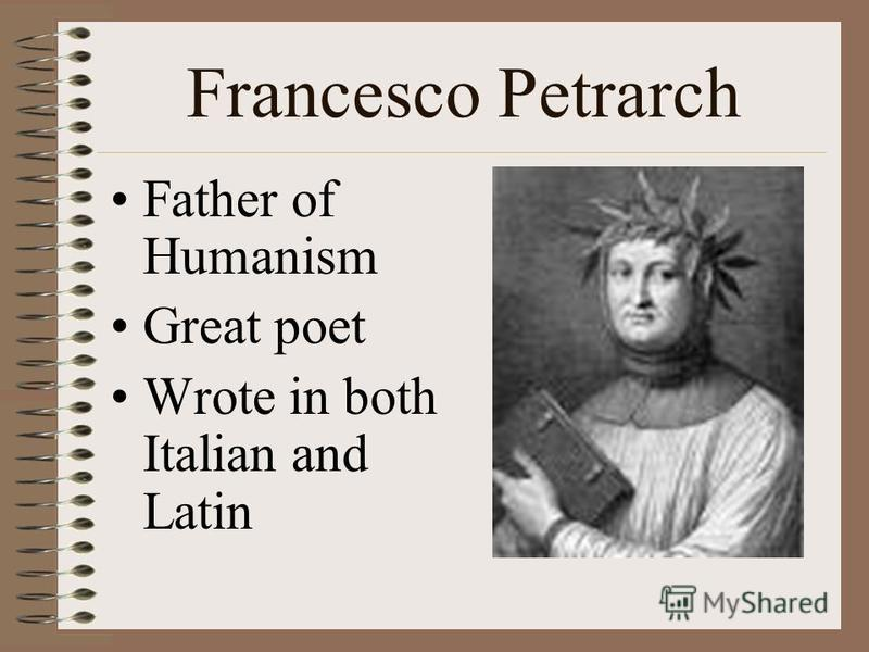 renaissance writers Writers such as petrarch, shakespeare and john milton explored literary themes relating to the renaissance ideal of individuality — a concept that was actually relatively new at the time.