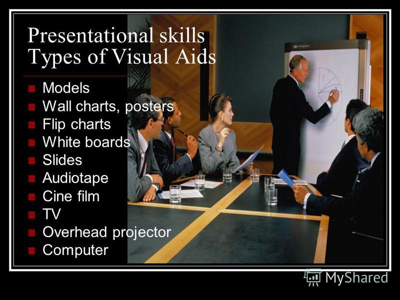 what is visual aids As the modern workplace becomes increasingly collaborative, effective communication will become more important this includes not only informal communication between coworkers but also formal presentations to large audiences.