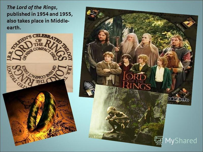 an analysis of tolkiens famous fantasy book the lord of the rings Faith and fantasy: tolkien the catholic, the lord of the rings in the lord of the rings a thing of smoke and flame straight out of the book.