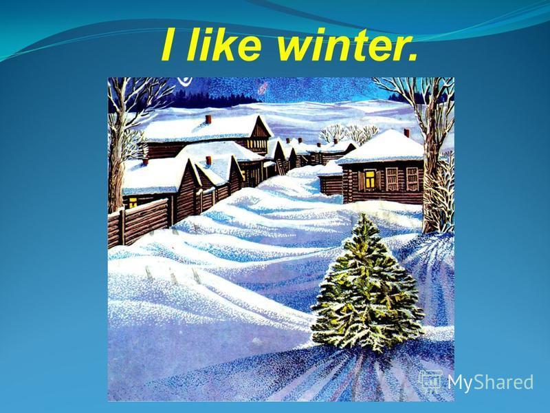 What season is it? It is …