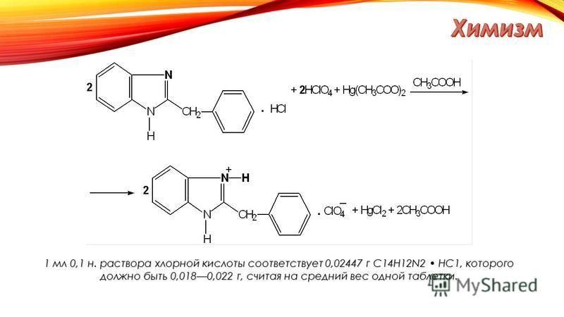 Инструкция по работе с хлорной кислотой