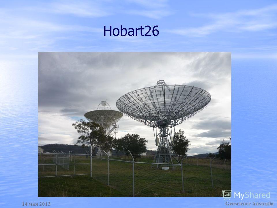 Geoscience Australia 14 мая 2013 Hobart26