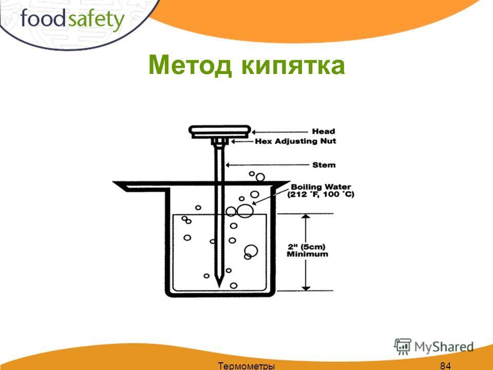 Термометры84 Метод кипятка