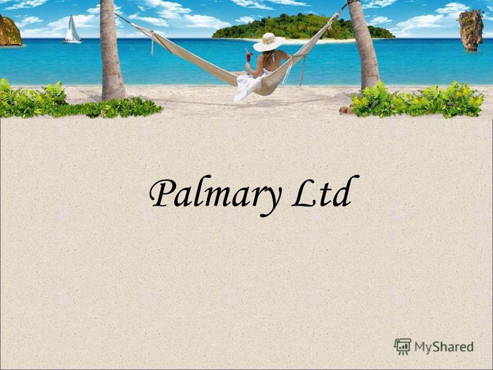 Palmary Ltd