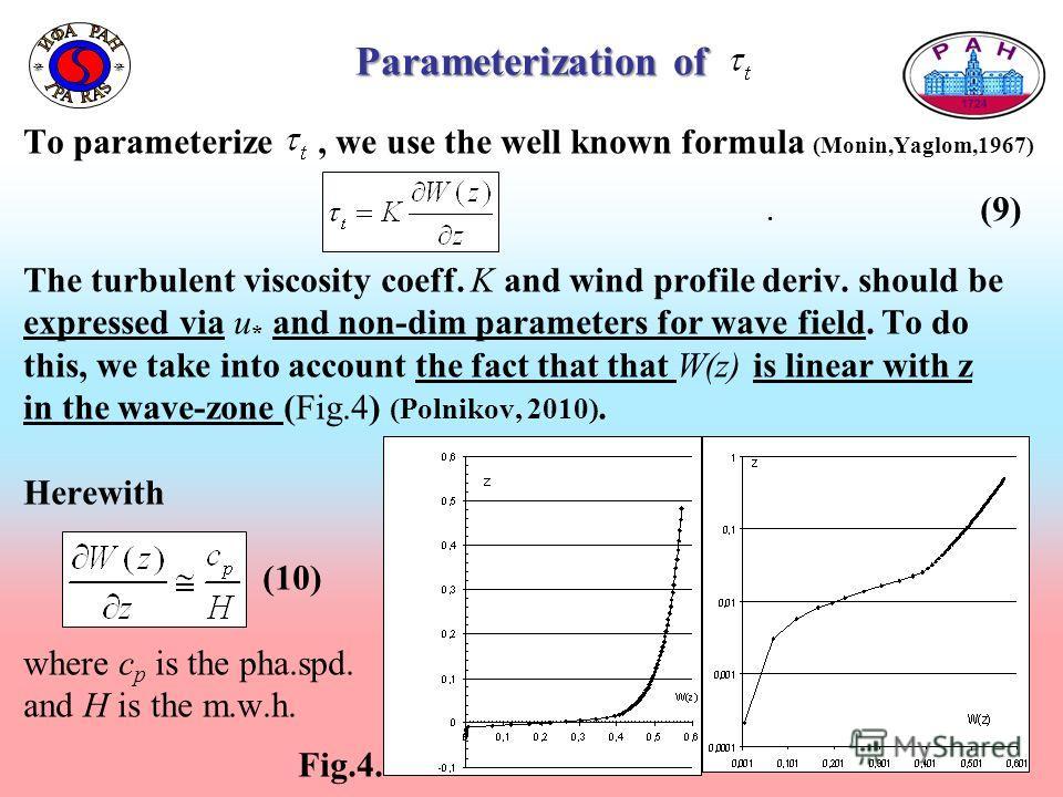 Образец заголовка Образец текста Второй уровень Третий уровень Четвертый уровень Пятый уровень 11 Образец заголовка Образец текста Второй уровень Третий уровень Четвертый уровень Пятый уровень 11 Parameterization of To parameterize, we use the well k