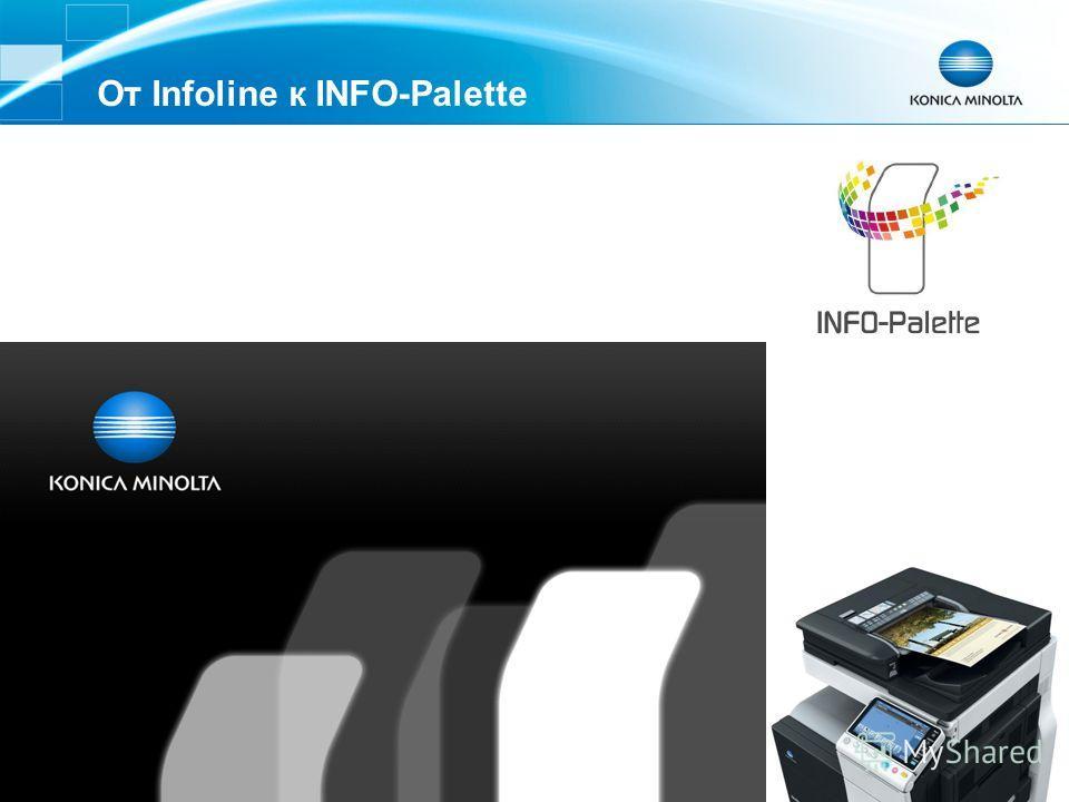 От Infoline к INFO-Palette