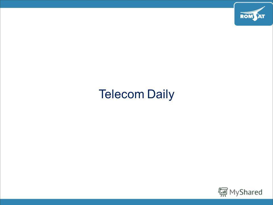 Telecom Daily