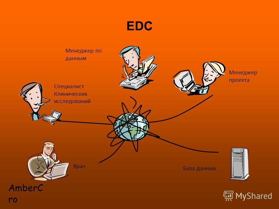 EDC Врач База данных Менеджер по данным Специалист Клинических исследований Менеджер проекта AmberC ro