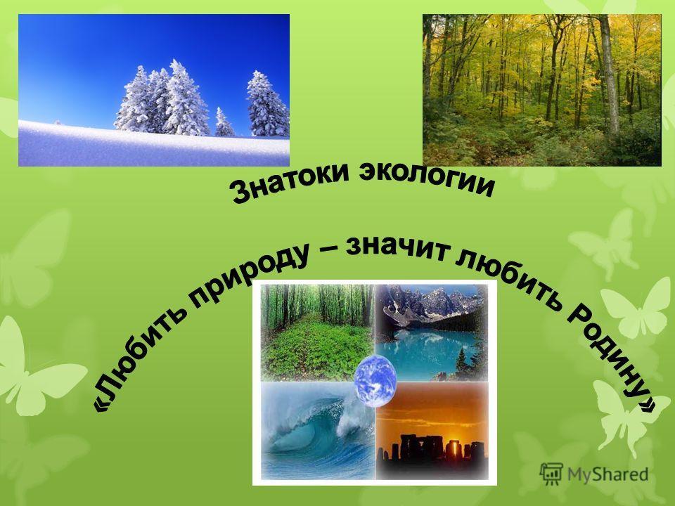 бережное отношение к окружающей среде картинки