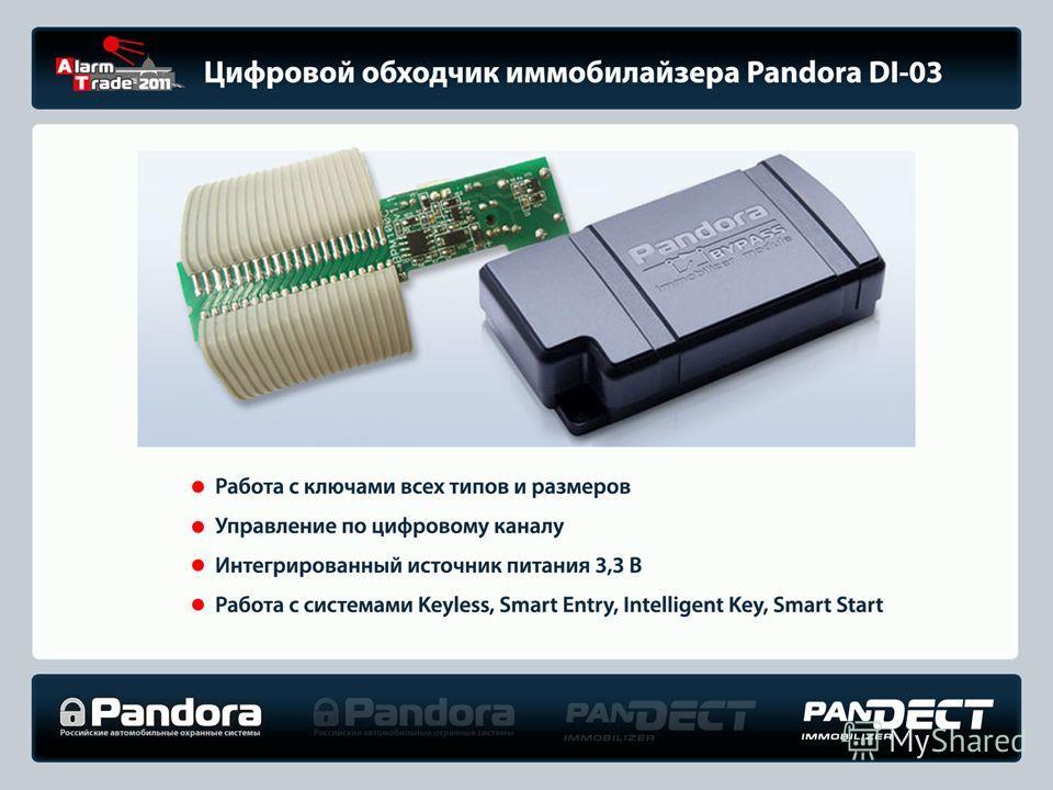 GPS-приёмник Pandora NAV-02 рекордно малые габариты: 40х25х8 низкое энергопотребление Высокая чувствительность GPS-приёмника Высокая скорость определения координат при «холодном» и «тёплом» старте