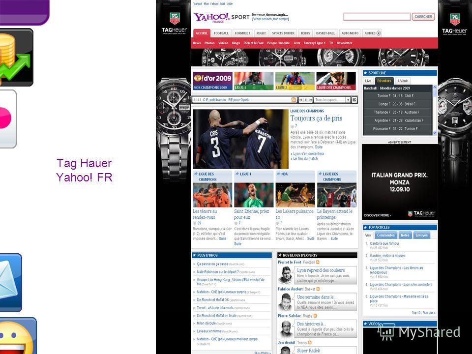 Harvey Nichols Yahoo! HK