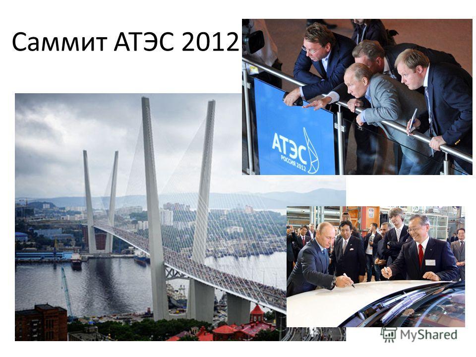 Саммит АТЭС 2012