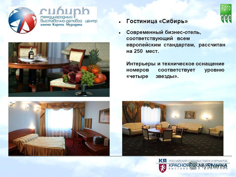 Образец текста Гостиница «Сибирь» Современный бизнес-отель, соответствующий всем европейским стандартам, рассчитан на 250 мест. Интерьеры и техническое оснащение номеров соответствует уровню «четыре звезды».