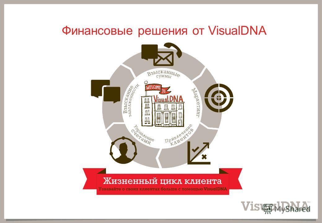 Финансовые решения от VisualDNA
