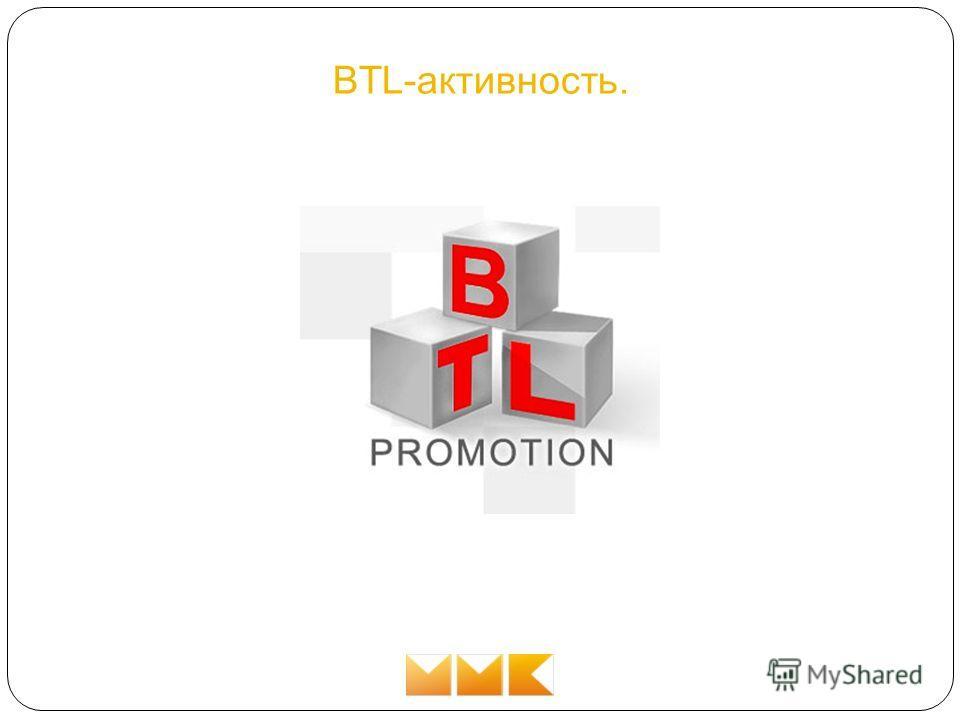 BTL-активность.