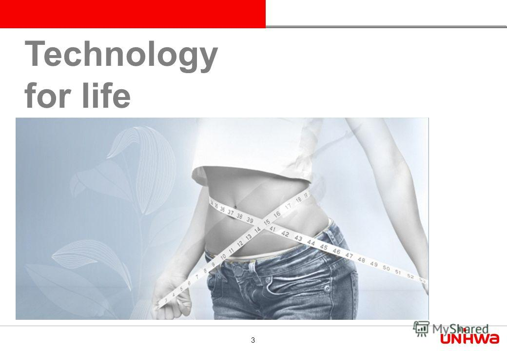 3 Technology for life