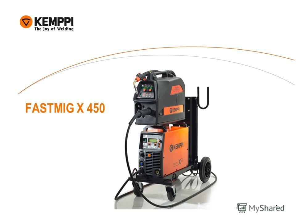 1 FASTMIG X 450