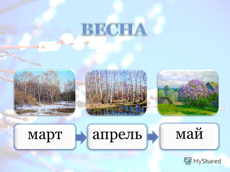 мартапрель май