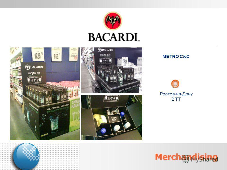 METRO C&C Ростов-на-Дону 2 ТТ Merchandising
