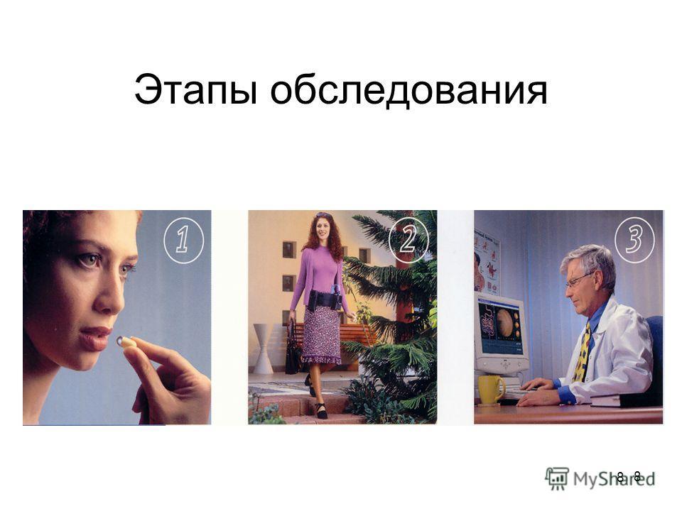 8 8 Этапы обследования
