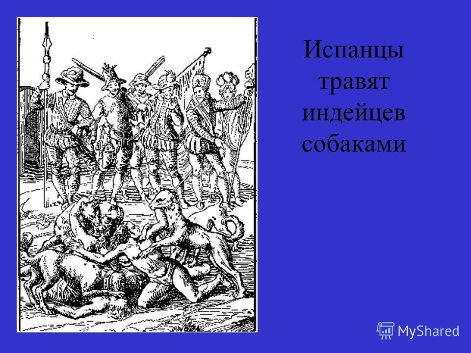 Колумб высаживается на Эспаньоле