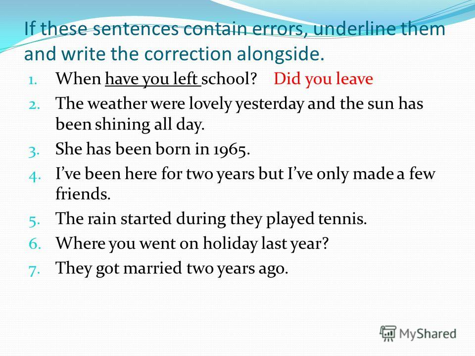 thesis sentences • topic sentences are used for paragraph and report writing when the writer is explaining facts • thesis statements are used for essay writing when the writer expresses an opinion, takes a position.